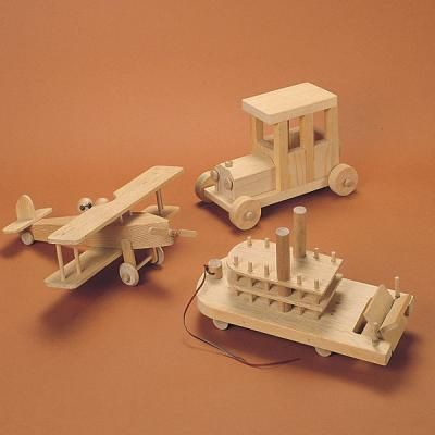 3 pack Wood toys