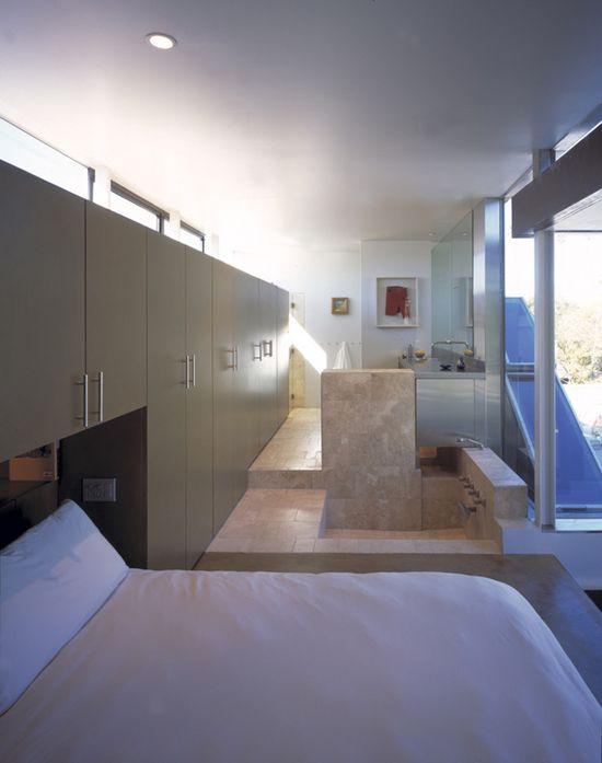 Modern Home by Brooks + Scarpa Architects