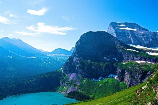 Glacier National Park, Montana. (check - summer 2012)
