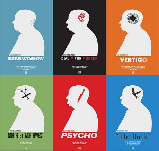 Modern Hitchcock by Matt Needle, via Flickr
