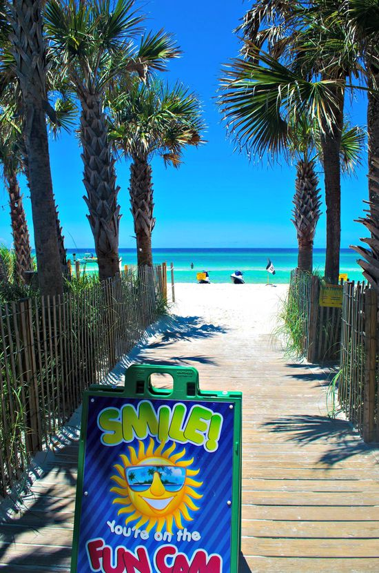 At the Sandpiper Beacon Beach Resort