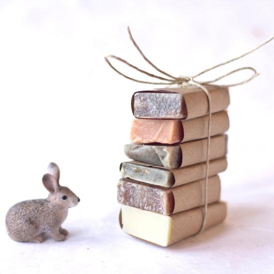 bunny, soap, vegan soap