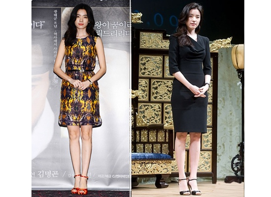 Korean star fashion