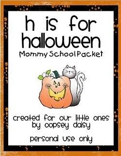 Halloween stuff!