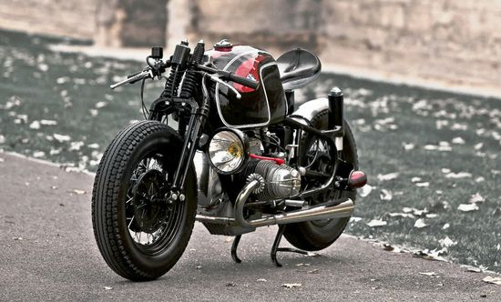 I've got a thing for flat twin cafe racers.