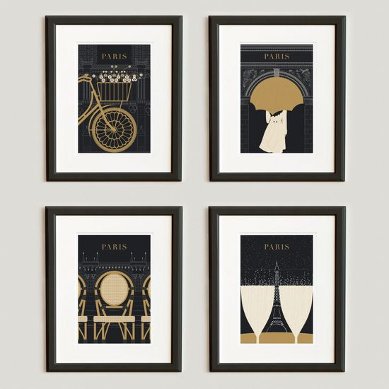 The Paris Traveler Collection