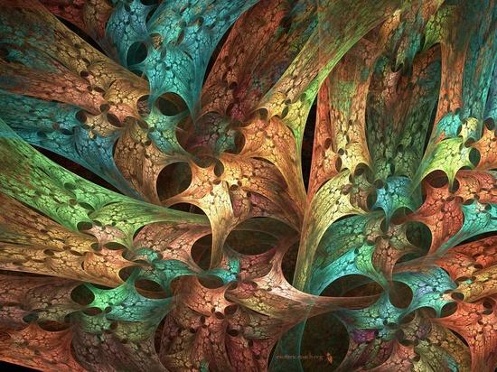 Desktop Wallpaper / Gallery / 3D-Art / Lace