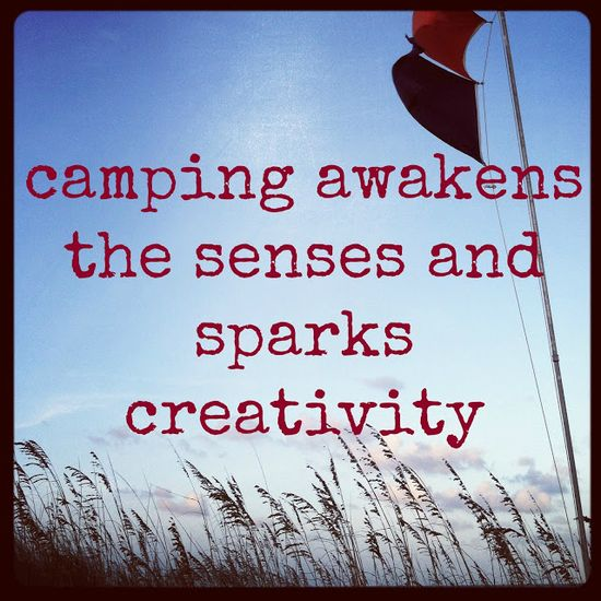 mamascout: 5 reasons to take your kids camping