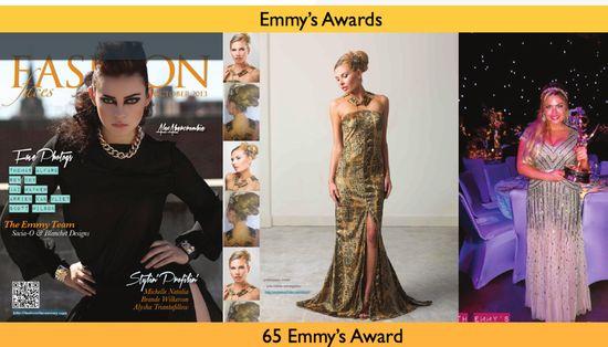 Emmys awards hair styles