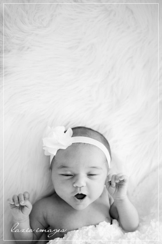 Lovely newborn photo