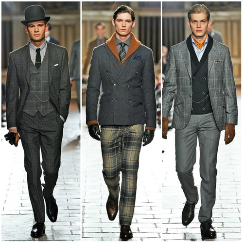 HACKETT LONDON AUTUMN/WINTER 2013