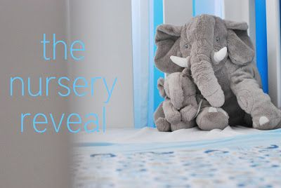 .oh baby! baby boy nursery reveal