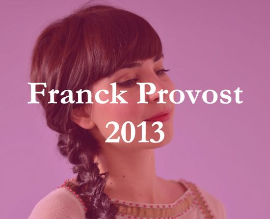#FranckProvost #Ykone #2013 #Expert #extensions #hair #Style
