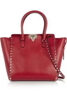 ValentinoRockstud Trapeze Bag