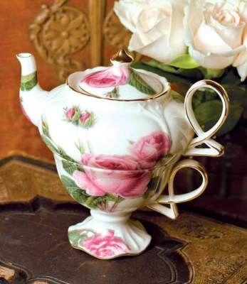Like tea-for-one pots