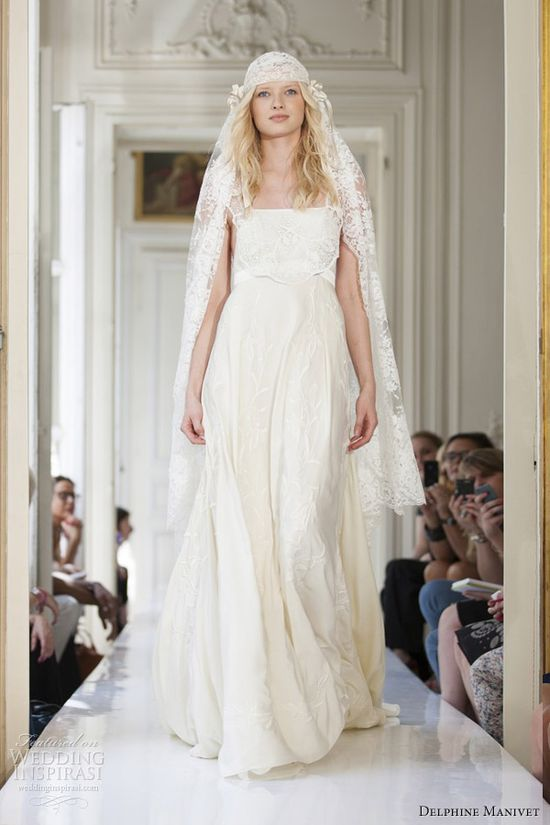 delphine manivet bridal spring 2013 wedding dress
