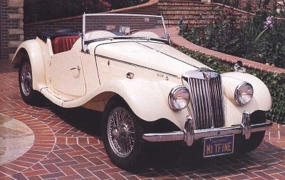 classic mg sports car - Google Search