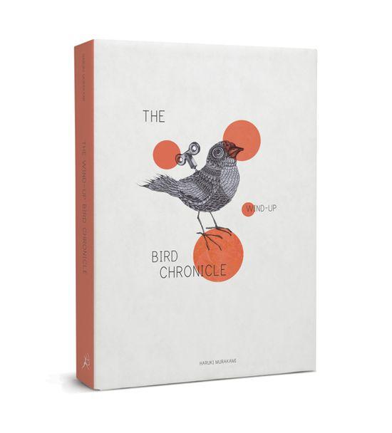 Murakami Book Covers by Celia Arellano