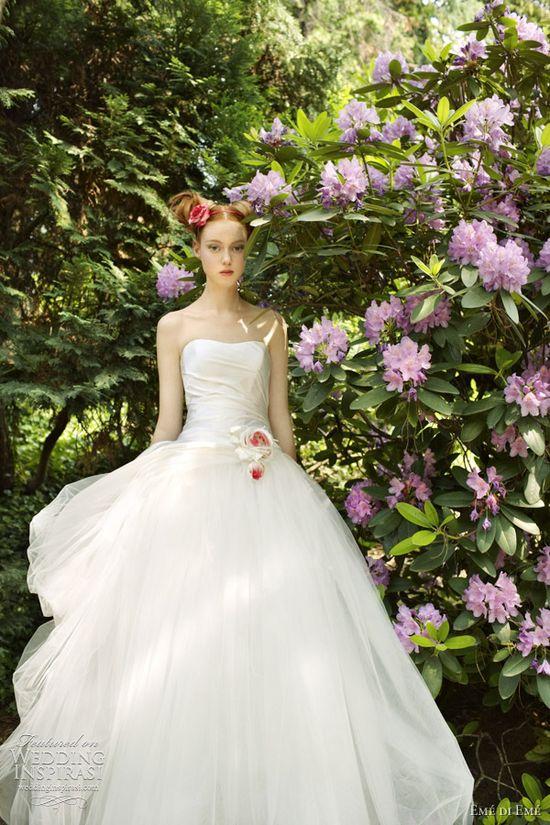 eme di eme wedding dresses spring 2011