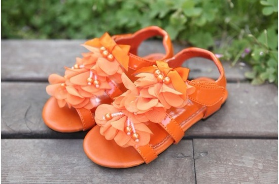 Baby girl fashion shoes