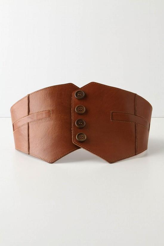 waistcoat belt