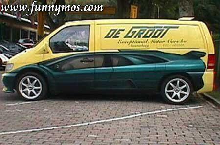 funny car paint