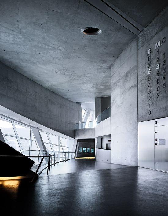 Mercedes Benz Museum by UN Studio.