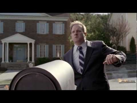 """DIRECTV """"Don't Have Your House Explode"""" 2012 Commercial -  Talk about product benefit laddering! Only planners would know what I am talking about! Too good…"""