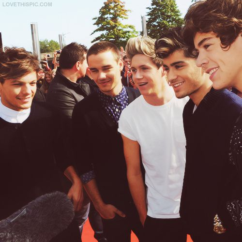One Direction male celebs celebrities