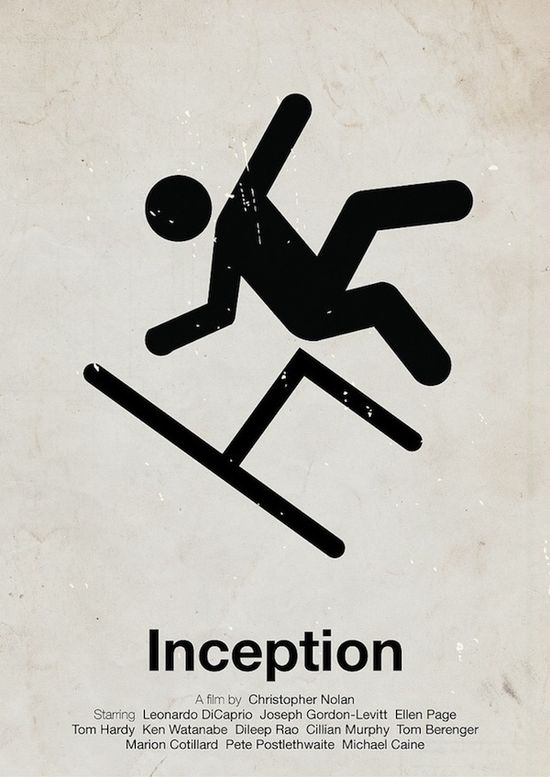 cool Inception poster