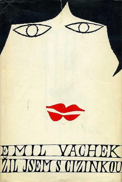 23 Vachek Emil,  Žil jsem s cizinkou, 1968 by 50 Watts, via Flickr