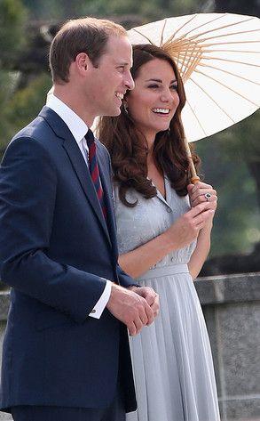 Catherine & Prince William