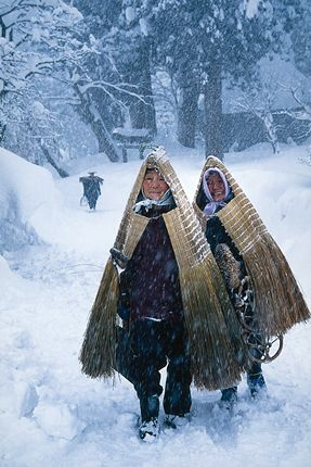 ? Osaka Japan winter