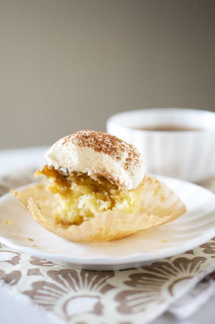 tiramisu cupcakes