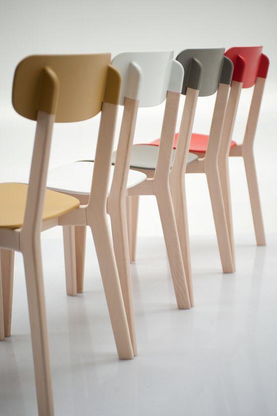 cream chair / mr smith studio.