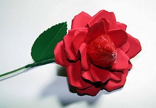 Make Handmade Roses