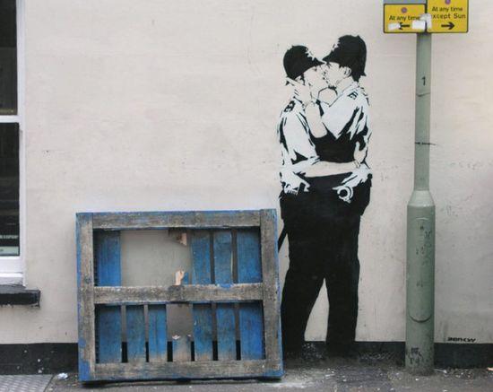 Banksy II