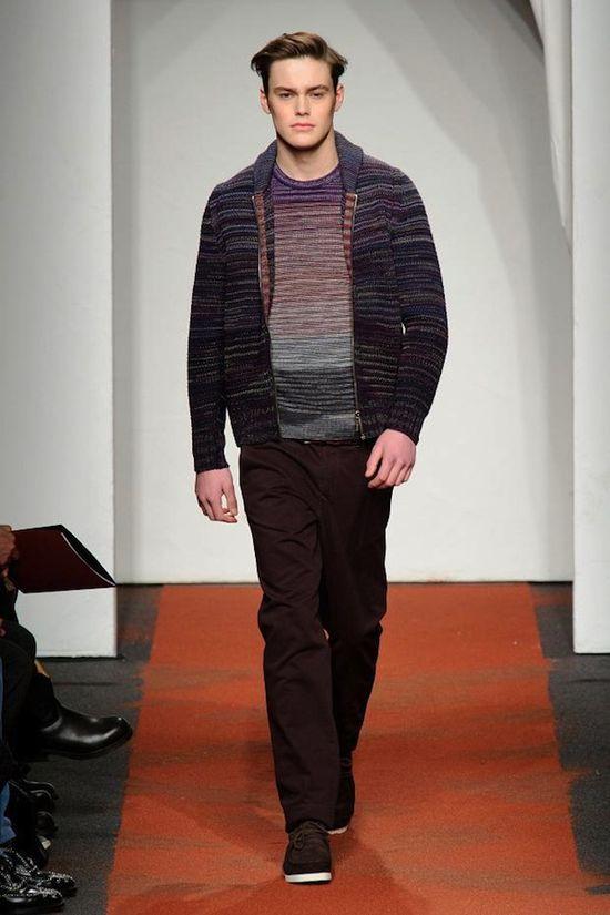 Missoni Menswear Fall/Winter 2013