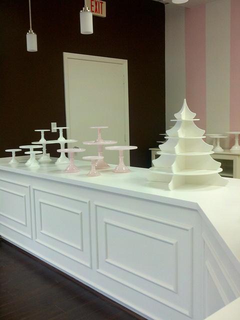 Cupcake Display Area, via Flickr.