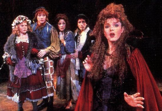 Into the Woods by Sondheim