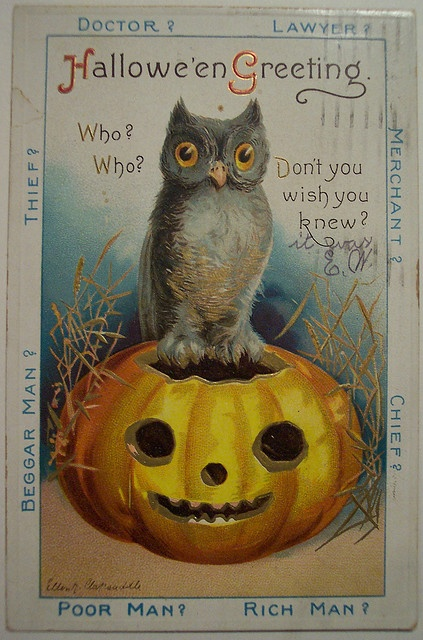 Halloween Greeting...