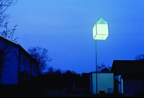 Sailstorfer, Michael - Mückenhaus - Art Now / Recent - Installation - Architecture