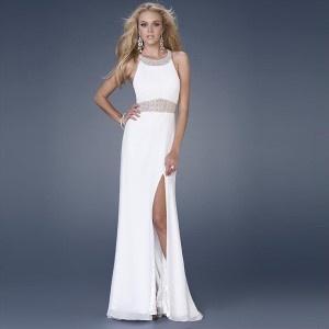 Greek style sexy wedding dress