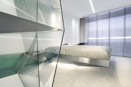 Hotel puerta america - the bed