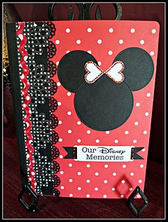 Disney Memories Journal by Bunny