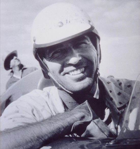 Carroll Shelby- just a guy from east Texas who loves cars and airplanes.