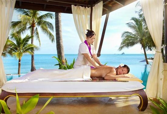 Melati Beach Resort & Spa, Koh Samui,Thailand