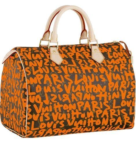 Color Naranja - Orange!!!  Louis Vuitton