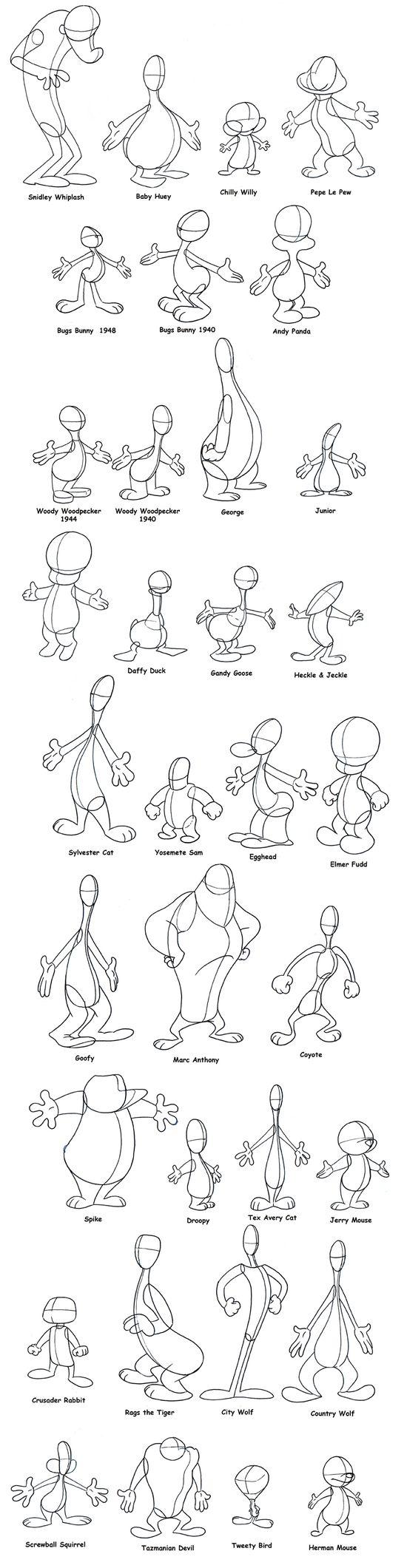 Characters basics