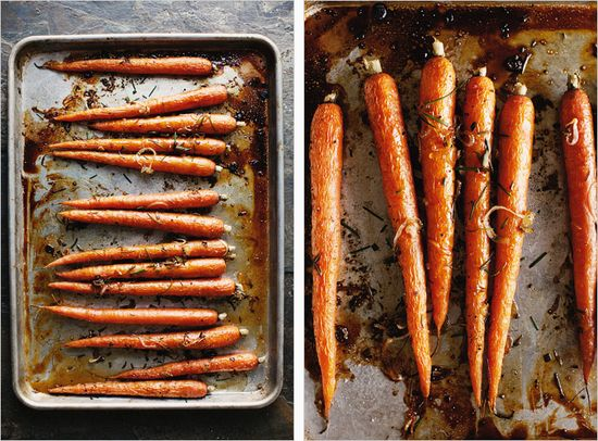 Farmhouse carrots